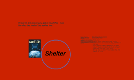 Shelter by jennifer