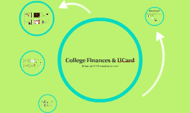 College Finances & UCard: What do YOU need to know?