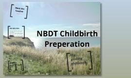 Copy of NBDT Childbirth Preparation Courses-Meet the teacher