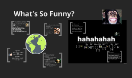 HOSIC What's so funny? (search for universal humor)