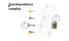 Interdependencia compleja