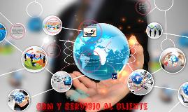 Crm y servicio al cliente