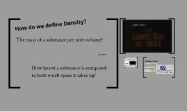 Grade 8 Science: Average Density