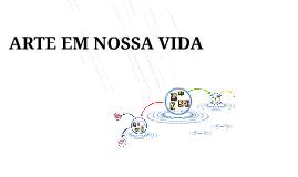 Copy of ARTE EM NOSSA VIDA