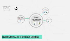 RECONOCIENDO NUESTRO ENTORNO SOCIO-ECONOMICO