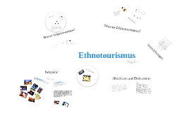 Copy of Ethnotourismus