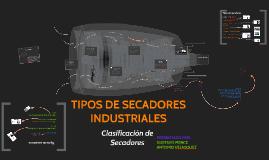 Copy of tipos y maquinas para el secado industrial