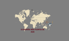 Principales economías de Asia