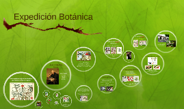 Expedición Botánica
