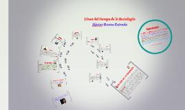 Copy of Línea del tiempo de la Sociología