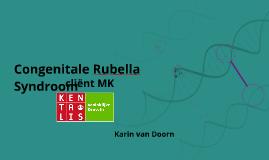 Congenitale Rubella Syndroom