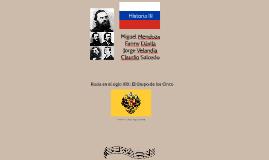 Rusia: El Grupo de los Cinco