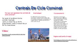 Centrals de cicle convinat