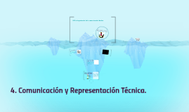 4. COMUNICACIÓN Y REPRESENATCIÓN TÉCNICA.