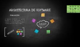Copy of EVALUACIÓN DE ARQUITECTURA DE SOFTWARE
