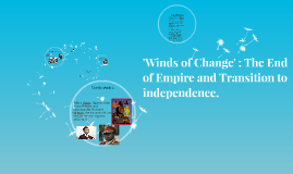 'Winds of Change'