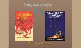 Copy of Protagonist Analysis