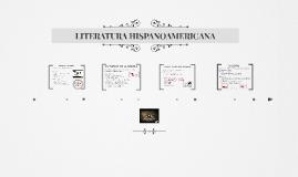 LA NOVELA Y EL CUENTO HISPANOAMERICANO