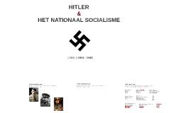 Hitler en het Nationaal Socialisme