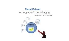 Tiszai Kaland