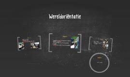 Copy of Wereldoriëntatie