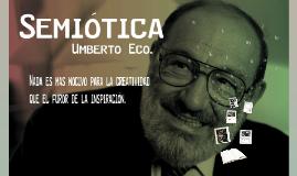 Semiótica Umberto Eco