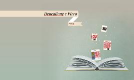 Deucalione e Pirra