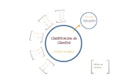 Clasificación de clientes en una empresa