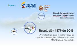 Copy of Resolución 1479 de 2015