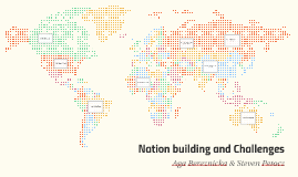 Nation building and Challenges