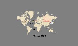 Verloop Tweede Wereldoorlog 3VWO
