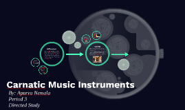 Carnatic Music Instruments