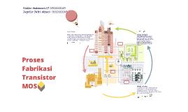 Proses Fabrikasi Transistor MOS