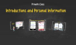 Private Class - 01-02