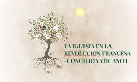 El Concilio Vaticano I fue el primer concilio celebrado en l