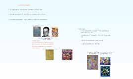 Paul Klee Word Painting