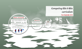 Computing KS1 & KS2 curriculum