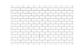 Copy of The Wall Pink Floyd Tesina
