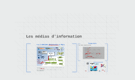 Les médias d'information