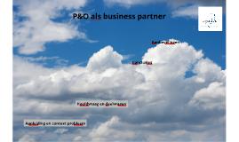 P&O als business partner