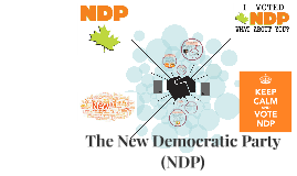 The NDP Party