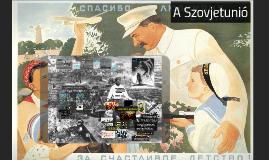 A Szovjetunió