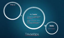 Hc:s Trivseltips 2014-2015