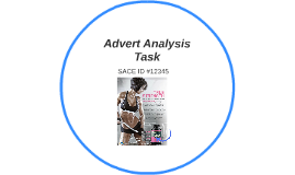 Advert Analysis Task