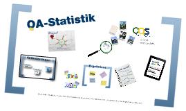 OA-Statistik - Überblick