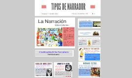 Copy of TIPOS DE NARRADOR