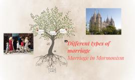 Marriage in Mormonism