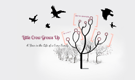 Little Crow Grows Up: A Year in the Life of a Crow Family