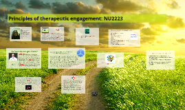Principles of therapeutic engagement:
