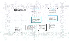 Copy of epistemologia